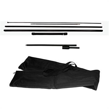 HWFTLO - Large Outdoor Teardrop Flag Kit