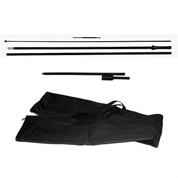 HWFTMO - Medium Outdoor Teardrop Flag Kit