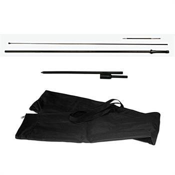 HWFTSO - Small Outdoor Teardrop Flag Kit