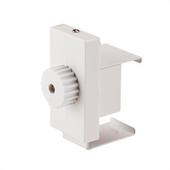 HWPSCONLI - Pop-Up SEG Corner Inside L Plus connector, White, 3/Pk