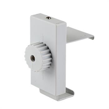 HWPSCONLO - Pop-Up SEG Corner Outside L Plus connector, White, 3/Pk