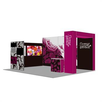 HWPSCUSTOM - Pop-Up SEG Lightbox Custom Booth