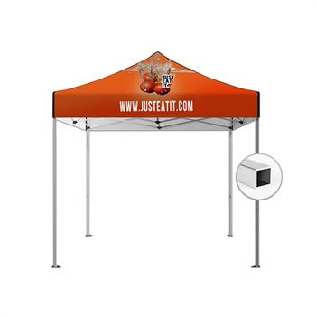 HWT1010AKIT - 10'x10' Tent Canopy Kit (Square Frame and Printed canopy top)