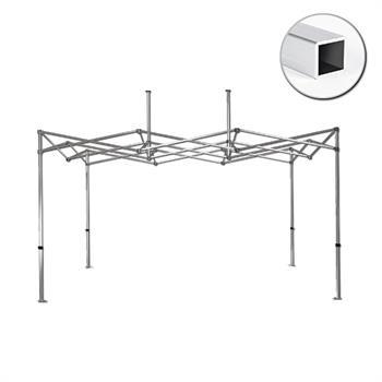 HWT1015A - 10'x15' Tent Frame, 31mm Square Aluminum