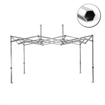HWT1015B - 10'x15' Tent Frame, 40mm HEX Aluminum