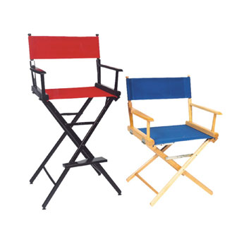 DCVXX - Director Chair Canvas-Unprinted