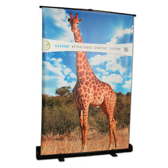 """HWAS52R - 52""""x80""""H Ascend™ (Graphic Hardware only)"""