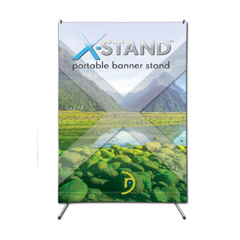 HWXSL - Large X-Stand™ (Hardware only)