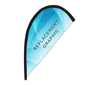 """RPCFPT1 - 1-Sided Premium Table Flag Graphic (10.94""""x17.6"""")"""