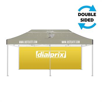 RPCT20FW2 - 10'x20' Printed Tent Backwall, 2-Sided