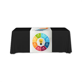 "RPQTR3066F - 30""x66""Table Runner, Fully Printed"