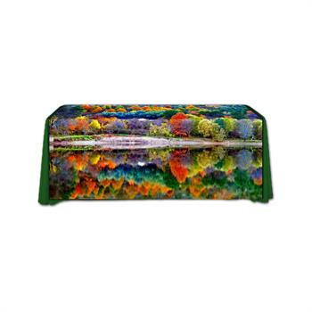 """RPQTR7266F - 72""""x66""""Table Runner, Fully Printed"""
