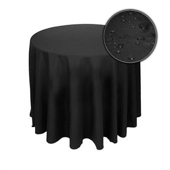 "TCDO106XX - 106""D Round DURA™ Table Throw Cover"