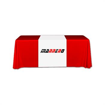 """TRT3066XX-X2 - 30""""x66""""Table Runner w/2 Color XPress Scan"""