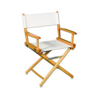 "Regular(17""H)Director Chair-Frame only(No canvas)"