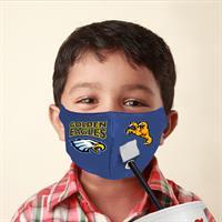 3D Mask w/Straw Hole (Children)